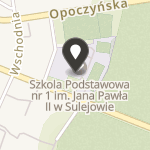 """Miejsko-Gminny Klub Sportowy """"Skalnik"""" Sulejów na mapie"""