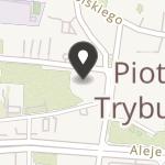 """Stowarzyszenie Pomocników """"Oratorium im. św. Antoniego"""" w Piotrkowie Trybunalskim na mapie"""