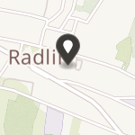 Siatkarski Klub Górnik Radlin z siedzibą w Radlinie na mapie