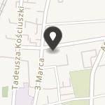 Stowarzyszenie Inicjatyw Społecznych na mapie
