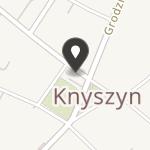 Knyszyńskie Towarzystwo Regionalne im. Zygmunta Augusta na mapie