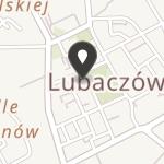 """""""Towarzystwo Polsko-Węgierskie"""" w Lubaczowie na mapie"""