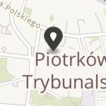 Towarzystwo Przyjaciół Piotrkowa Trybunalskiego na mapie