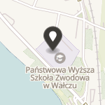 Fundacja na Rzecz Państwowej Wyższej Szkoły Zawodowej w Wałczu na mapie
