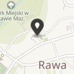 Samorządowe Stowarzyszenie Rozwoju Ziemi Rawskiej na mapie