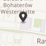 Rawicki Uniwersytet Trzeciego Wieku na mapie