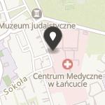 Stowarzyszenie Przyjaciół Szpitala w Łańcucie na mapie