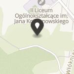 """Związek Strzelecki """"Strzelec"""" Józefa Piłsudskiego Jednostka Strzelecka 1001 im. Gen. Dyw. Janusza Głuchowskiego na mapie"""