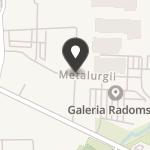 Radomszczański Klub Amazonek na mapie