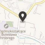 Stowarzyszenie na Rzecz Rozwoju Uniwersytetu Trzeciego Wieku im. Marii Bilwin w Głuchołazach na mapie