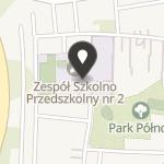 """Uczniowski Klub Sportowy """"Dycha"""" na mapie"""