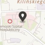 Stowarzyszenie Pomocy Chorym na Nowotwory Krwi na mapie