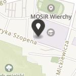 Sanocki Uniwersytet Trzeciego Wieku im. Jana Grodka w Sanoku na mapie