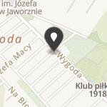 """Fundacja Rozwoju """"Patria"""" na mapie"""