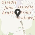 Parafialny Uczniowski Klub Sportowy Deko Włoszczowa na mapie
