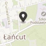 Stowarzyszenie Łańcucki Uniwersytet Trzeciego Wieku na mapie