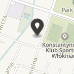 Ochotnicza Straż Pożarna-Konstantynów w Konstantynowie Łódzkim na mapie