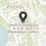 """Stowarzyszenie Inicjatyw Społecznych """"Skrzydła"""" na mapie"""