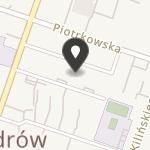 Fundacja Partnerstwo na Rzecz Aleksandrowa Łódzkiego na mapie