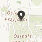 Bukowski Klub Karate - Empi na mapie