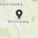 """""""Bądźmy Razem"""" - Stowarzyszenie Hospicyjne w Wiśniowej na mapie"""