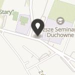 """Centrum Psychologiczno-Pastoralne """"Metanoia"""" na mapie"""
