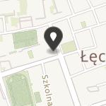 Łęczycki Uniwersytet Trzeciego Wieku na mapie