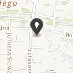 """Międzyszkolny Uczniowski Klub Sportowy """"Unia"""" przy Pływalni Miejskiej w Busku-Zdroju na mapie"""