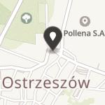 Kurkowe Bractwo Strzeleckie w Ostrzeszowie na mapie