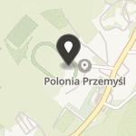 """Miejski Klub Sportowy """"Polonia"""" Przemyśl na mapie"""