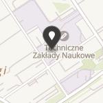 Fundacja Szkolna Technicznych Zakładów Naukowych na mapie