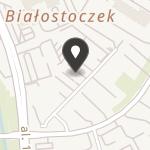 Białostocka Akademia Siatkówki na mapie