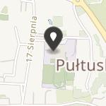"""Uczniowski Klub Sportowy """"Młode Orły Nadnarwianki Pułtusk"""" na mapie"""